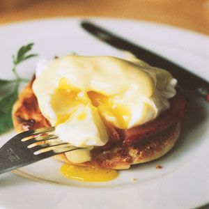 Eggs Benedict and a few other egg recipes.