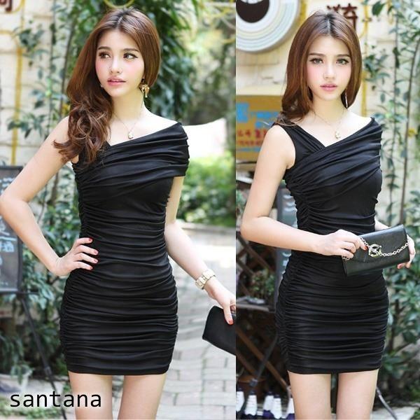 SANTANA dámské šaty krátké