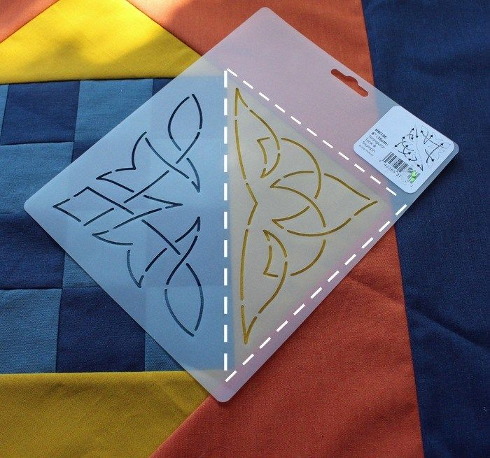 The Crafty Quilter Tutorial: How to Use Quilting Stencils - TheQuiltShow.com