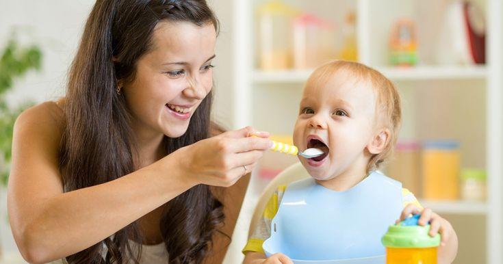 Les meilleurs aliments pour la première année de bébé