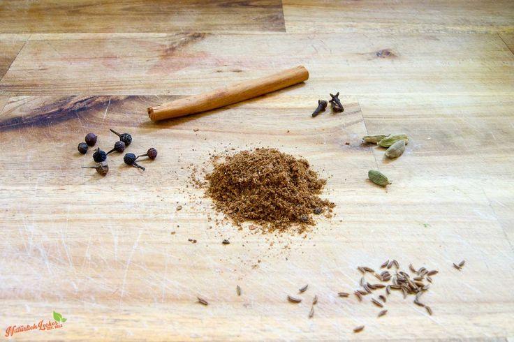 Garam Masala | Gewürzmischung -- Rezept und Anleitung - Natürlich Lecker