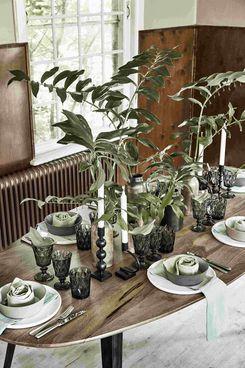 NORDAL Dining Esstisch aus Massivholz, Oval #Tisch #Esszimmer #Wohnzimmer #Möbel #Wohnen #Galaxus