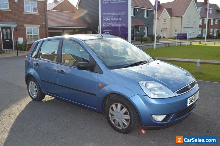 Ford FIESTA 1.6 GHIA 2002 5 door manual  #ford #fiesta #forsale #unitedkingdom