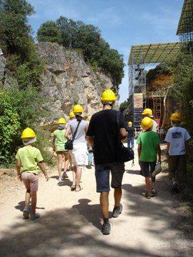Visita a los Yacimientos de Atapuerca.