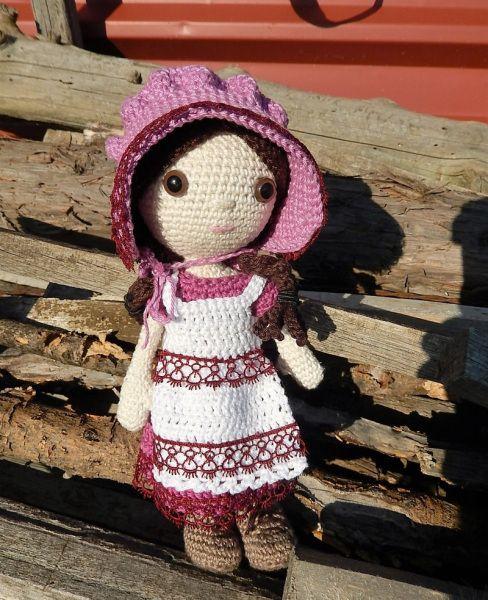 45 besten Amigurumi Dolls Bilder auf Pinterest | Häkelpuppen ...