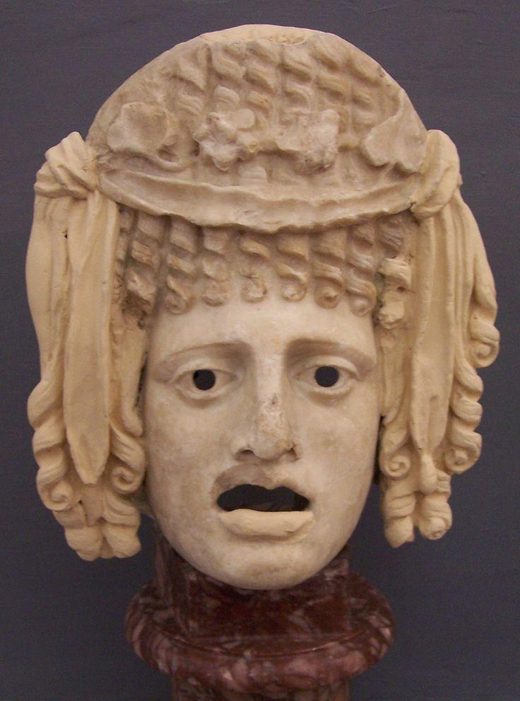 Màscara tràgica S. Giralt