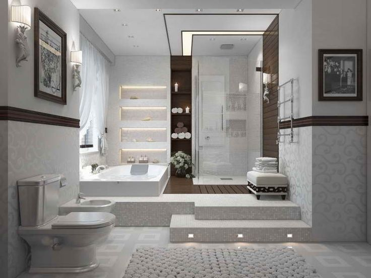 What to Expect From Modern Bathroom Tile Ideas with luxurious design