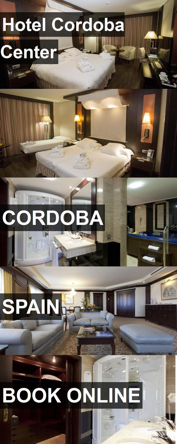 Hotel Cordoba Center in Cordoba, Spain. For more information, photos, reviews and best prices please follow the link. #Spain #Cordoba #travel #vacation #hotel