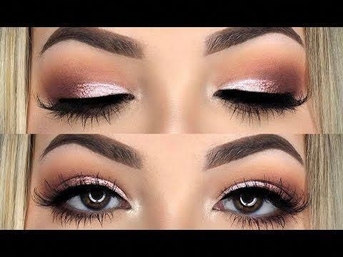 Pin On Cut Crease Eye Makeup Tips