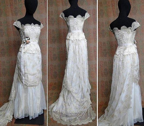 Kahlan amnell actress bridget regan wedding dress she for Legend of zelda wedding dress