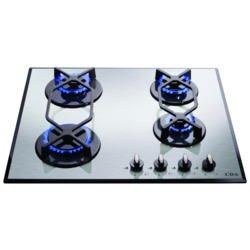 Buy CDA HVG620SS Four Burner Gas-on-glass Hob Stainless Steel from Appliances Direct - the UK's leading online appliance specialist
