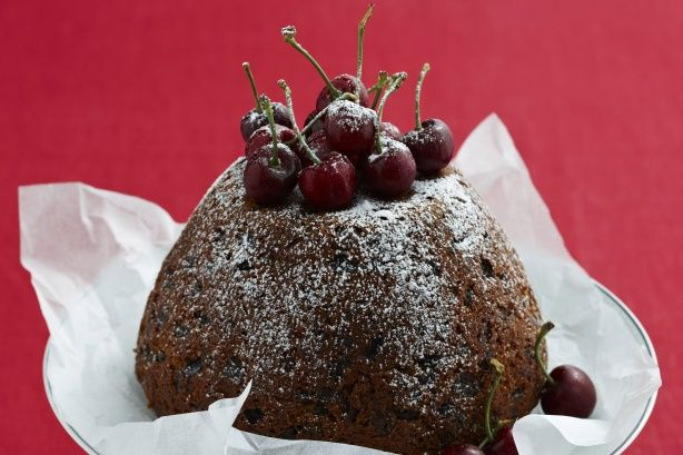 Try this glorious Christmas pudding - steamed to perfection and packed with fruits and spice.