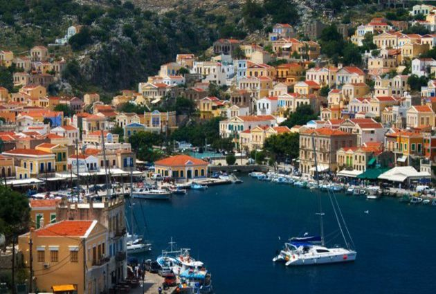 Day 5: SYMI We will set sail to Symi Island and anchor at a near bay to Symi Harbour for lunch and a swimming break. We will anchor at Symi Port late in the afternoon. You can see the shoreline with its neo-classical houses and the peripheral districts. You are going to adore Symi Island for its pine and oak forests and unique bays.