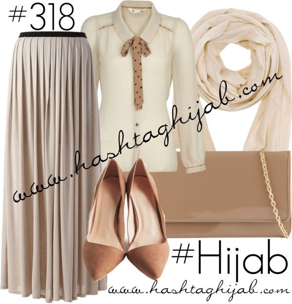 Hashtag Hijab Outfit #318