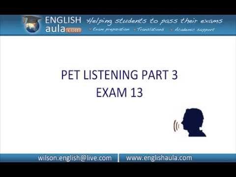 PART 1 (EXAM 1) - READING - KET CAMBRIDGE KEY ENGLISH TEST