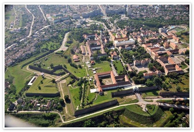 Alba Carolina Fortress