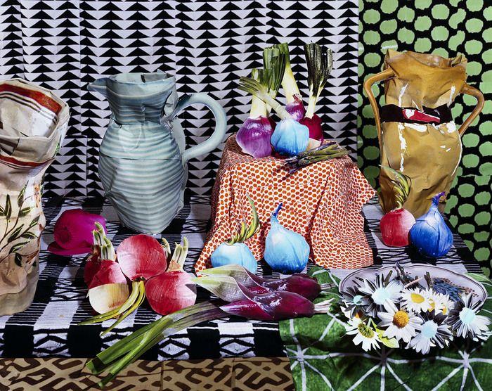 © DANIEL GORDON - Spring onions, 2013 -