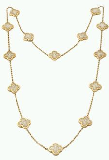 oh one day.... van cleef and arpels necklace.. you will be mine!: Gita Jewelery, Van Cleef Arpels, Cleef Necklaces, Arpels Alhambra, Alhambra Diamonds, Diamond Necklaces, Arpels Necklaces, Diamonds Necklaces, Vans Cleef Arpels