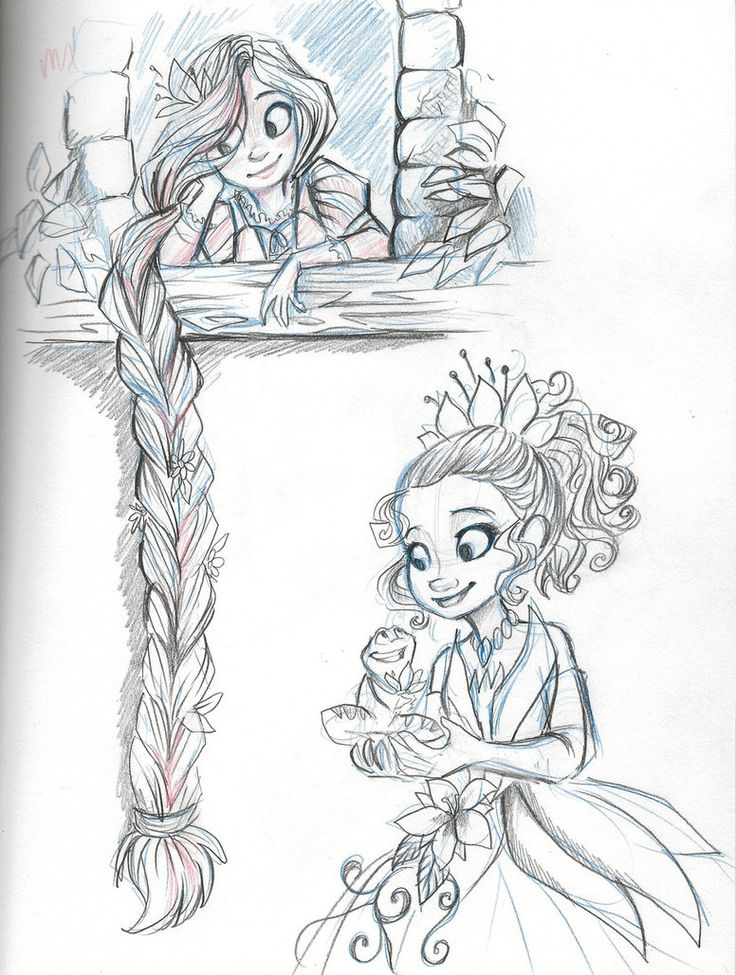 Disney 30 Day Challenge: Day 16: Favorite Singing Voice: A Tie Between Tiana and Rapunzel
