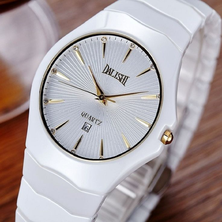 DALISHI <b>Luxury Brand</b> Ceramic <b>Women Watch</b> Quartz Female ...