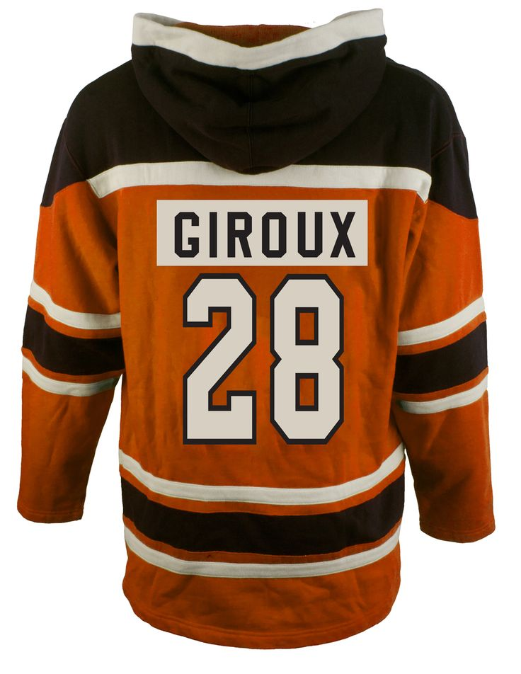 ... Old Time Hockey Old Time Hockey Sawyer Lace Jersey Philadelphia Flyers  Claude Giroux ... 3a6868b2f4e