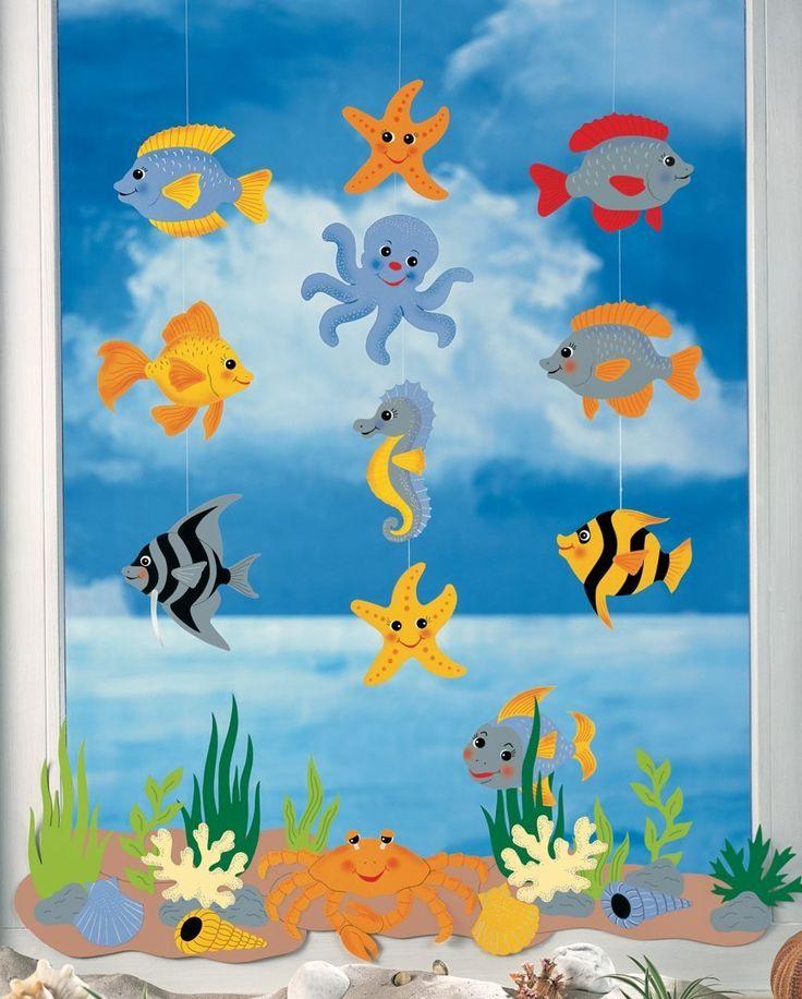 basteln sommer kinder google suche fische unterwasser pinterest suche und basteln. Black Bedroom Furniture Sets. Home Design Ideas