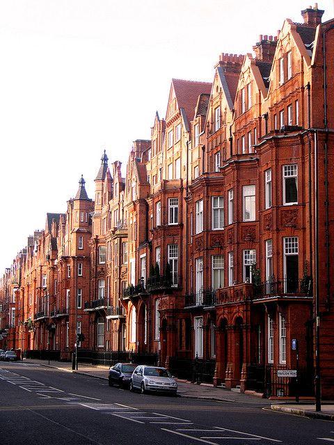 Sloan Street, London