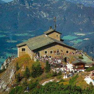 The Eagles Nest, Bavarian Alps, Germany