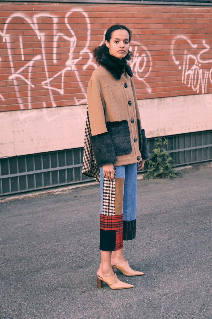Au Jour Le Jour Pre-Fall 2018 Collection - Vogue