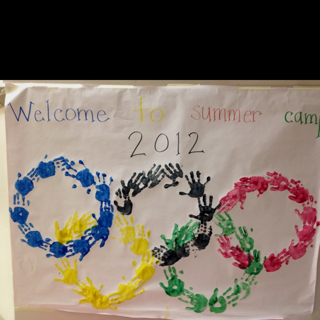 Olympic Summer Camp.