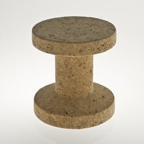 CORK model B stool. Vitra