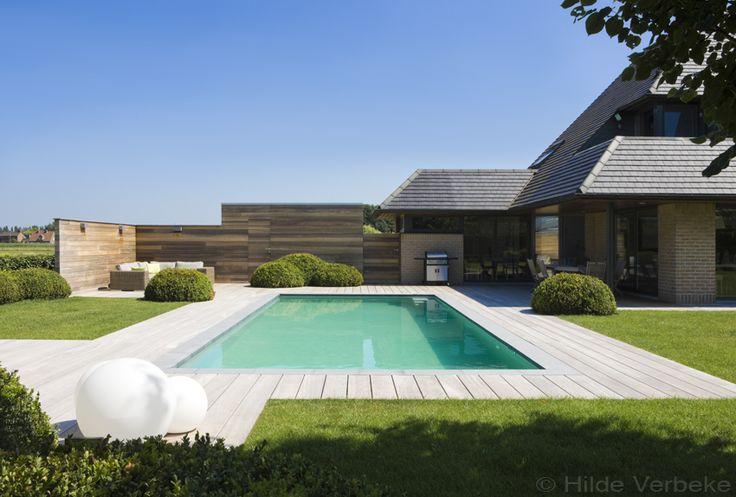 17 beste idee n over landelijk zwembad op pinterest tuinontwerp engelse tuinen en ronde zwembaden for Zwembad desing
