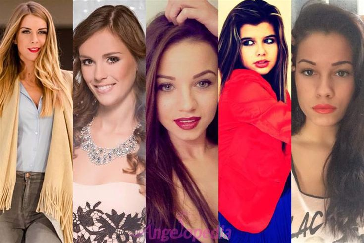 Top 5 Favourites of Miss World Hungary 2015