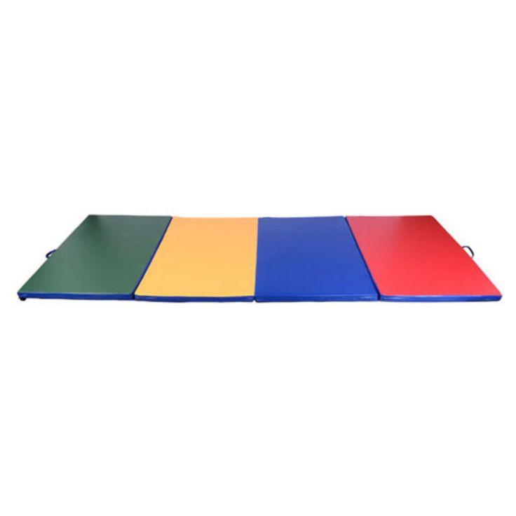 Soozier Gymnastics Tumbling / Martial Arts Folding Mat - B1-0052