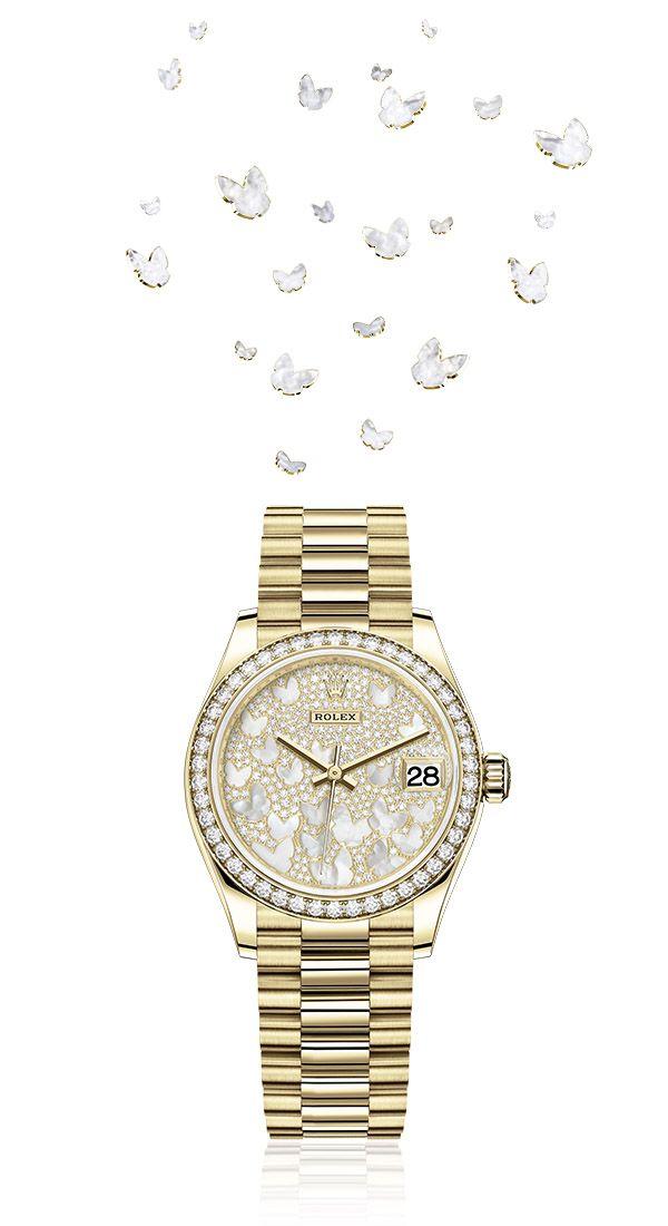 Rolex Datejust 31 Rolex Womens Watches Classic Watches
