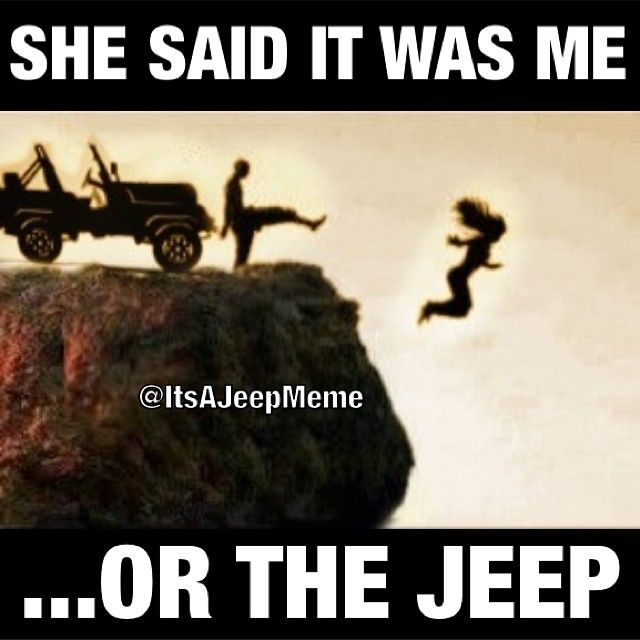 Funny Jeep Meme : Best images about jeepin jokes on pinterest