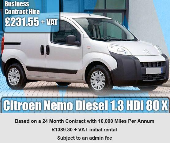 Citroen Nemo Diesel 1.3 HDi 80 X