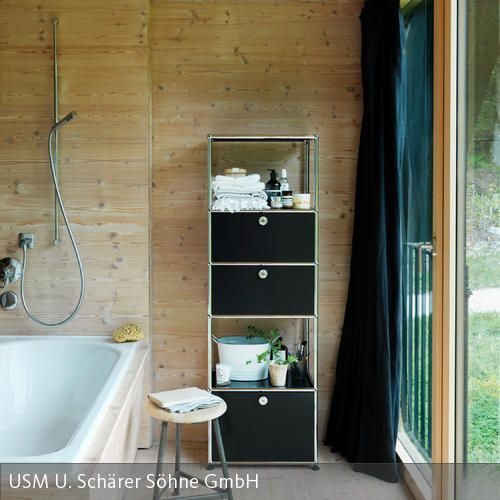 251 best Badezimmer images on Pinterest Bathrooms, Frames and - schrank fürs badezimmer