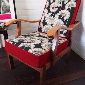 1950's Parker-Knoll Florence Chair by Flourish and Blume