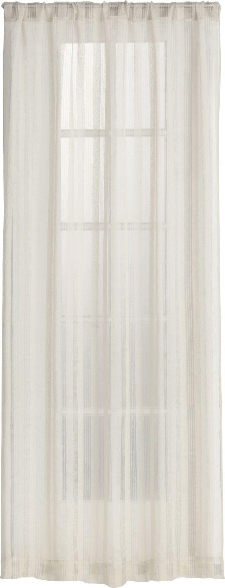 Antonia Sheer Curtain Panels