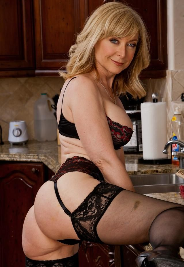 Her double nina hartley big tits love the switching