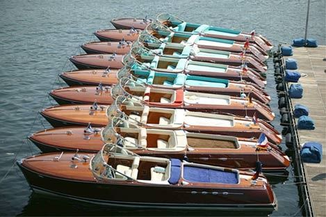 Riva boats / you can HIRE if insufficient cash to afford to buy and maintain one !!