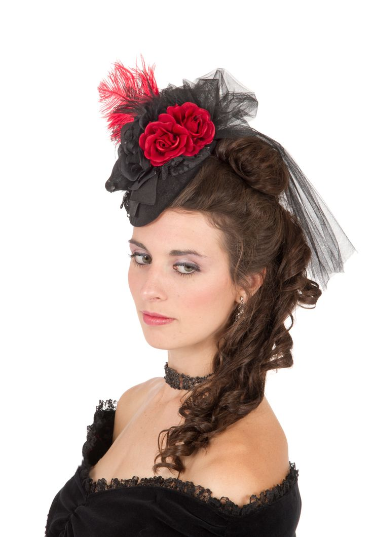 ladies victorian hats - photo #6