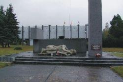 Stalag Luft III, a POW Camp near Zagan, Poland where a tunnel was secretly dug by prisoners to escape.