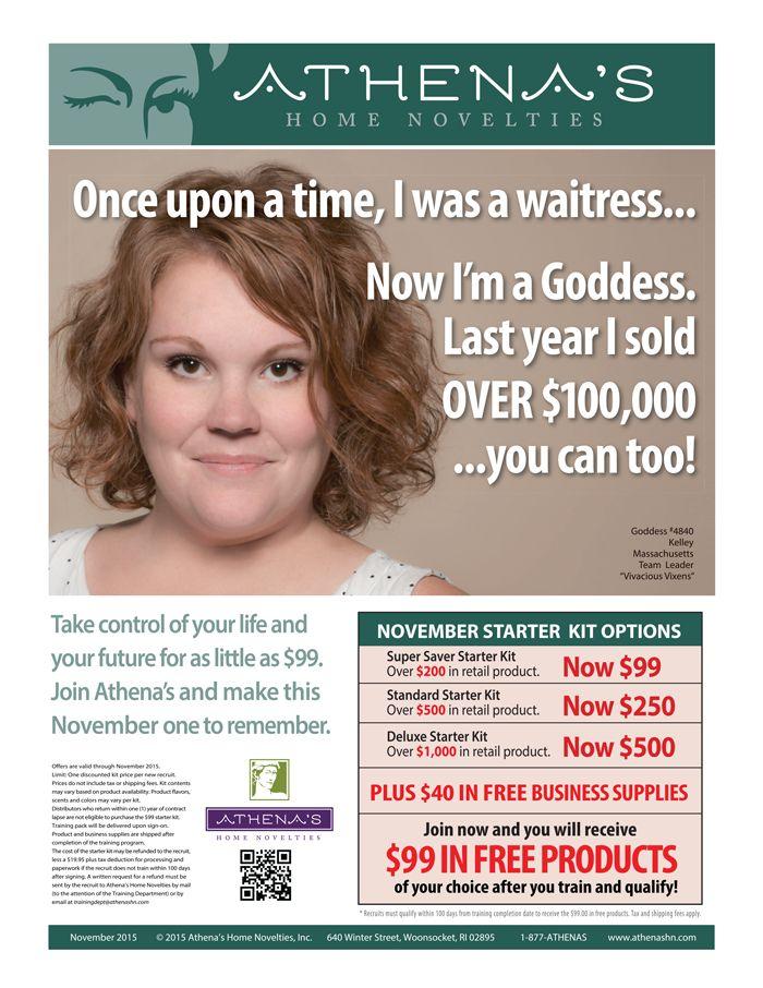 Athena's home novelties coupons