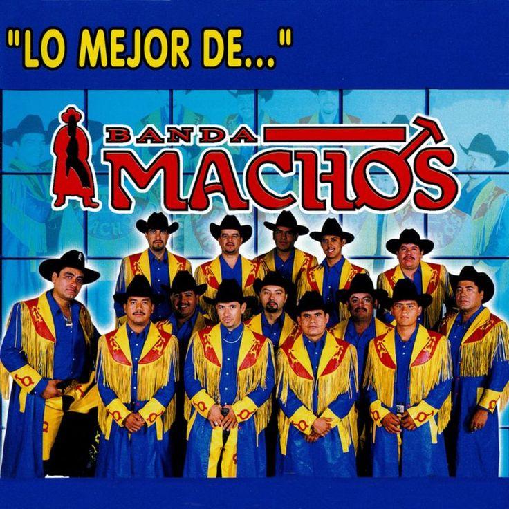 TRACKLIST   01 - Banda Machos - La culebra.mp3   02 - Banda Machos - Historia sin fin.mp3   03 - Banda Machos - Casimira.mp3   04 - Banda...