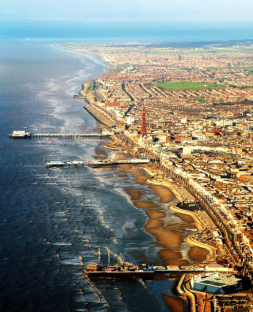 Places To Travel In Uk: 25+ Best Ideas About Blackpool On Pinterest