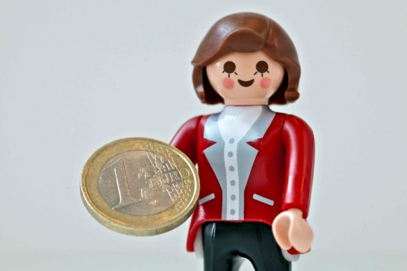 Angela Merkel Playmobil