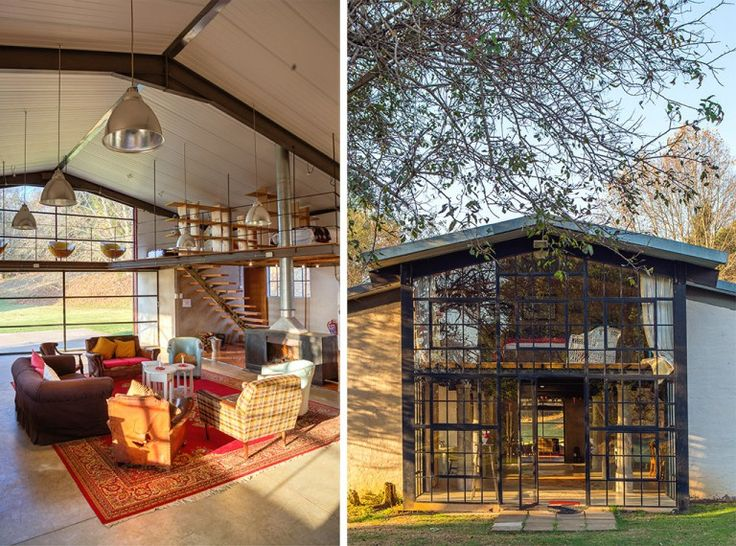 My favourite- one day I will return with a group of friends to enjoy this boho loft-living!