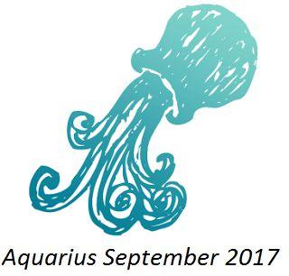 Your Horoscope 2017: Aquarius Horoscope for September 2017